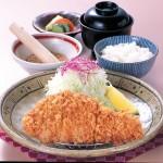 特選ロースかつ定食(茨城県銘柄豚ローズポーク)